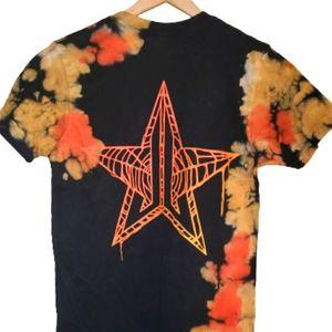 Jeffree Star Tie Dye Halloween Exclusive Shirt S